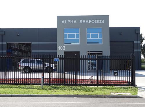 Alpha Seafoods